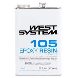 West System105 Epoxy Resin